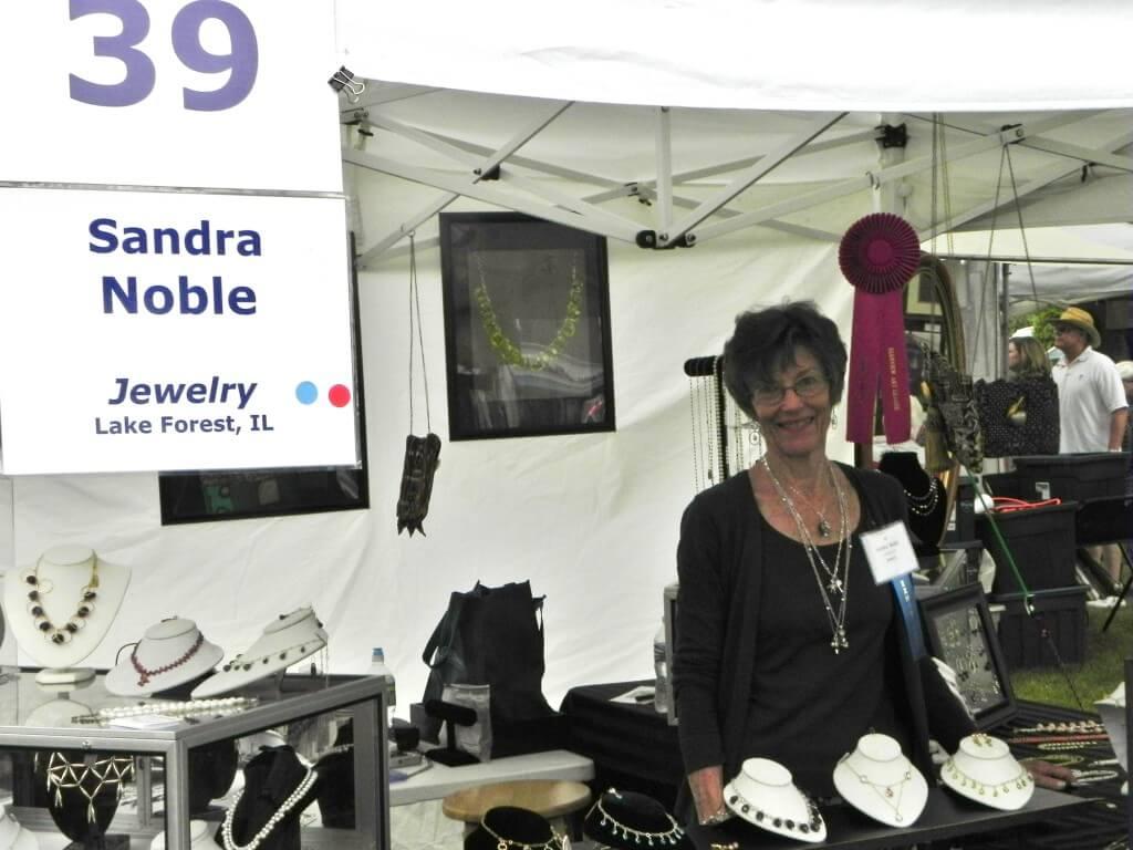 Award Winner Sandra Noble