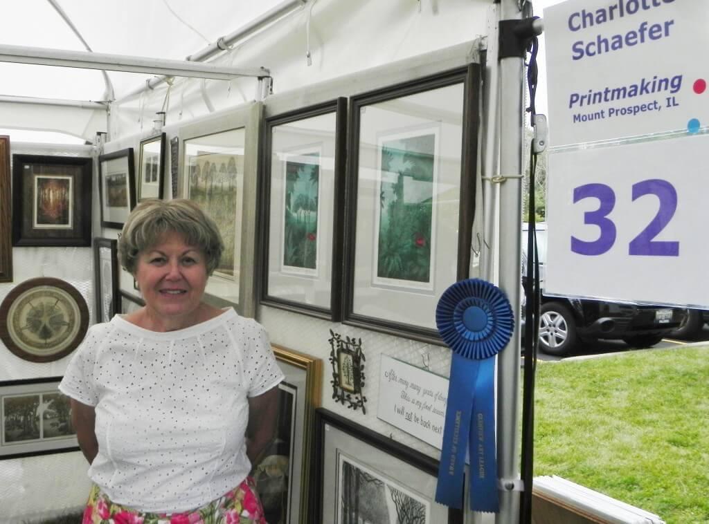 Award Winner Charlotte Schaeffer