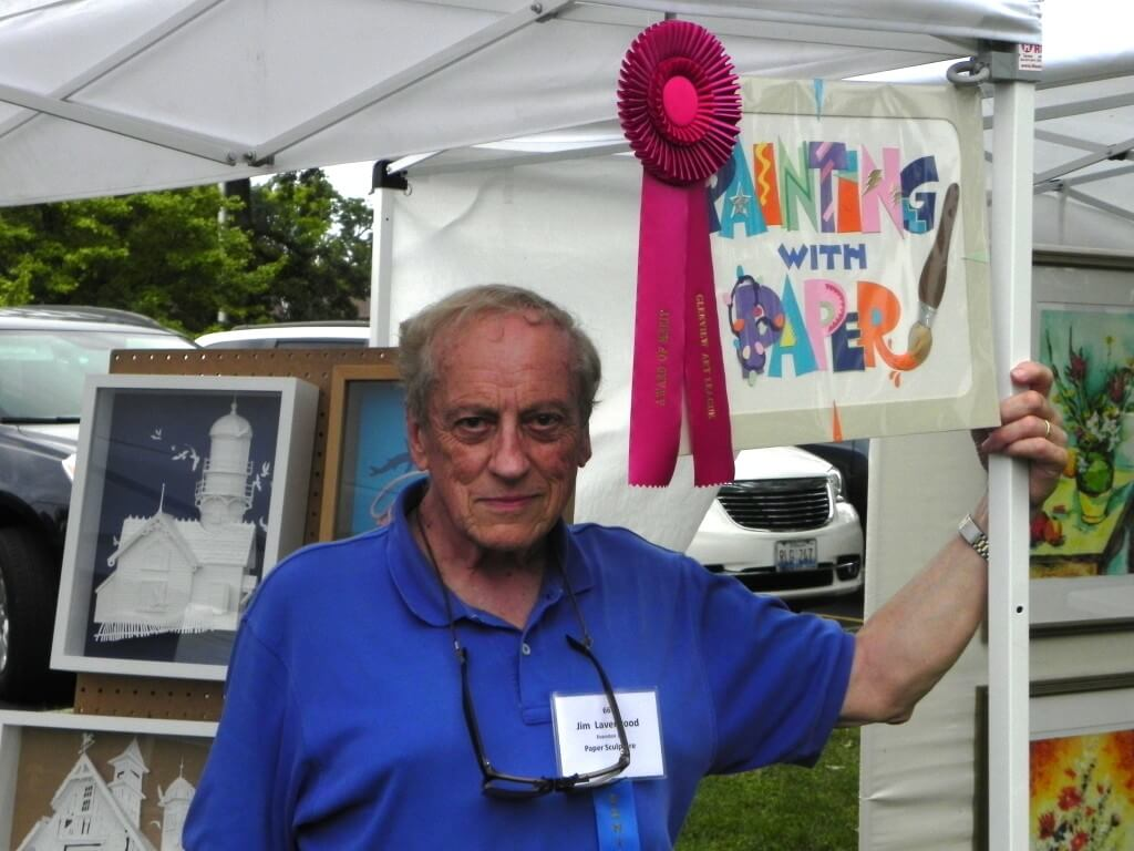 Award Winner Jim Lavengood