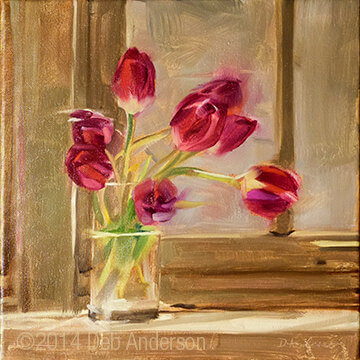 Tulips by Deb Anderson