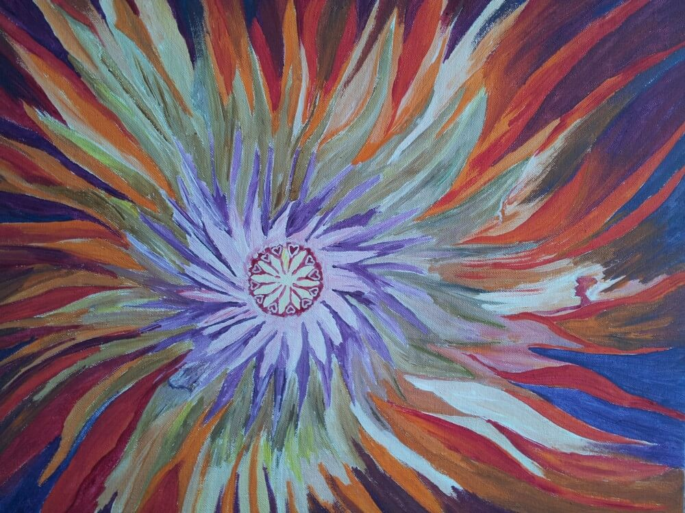 Flower by Filippo Aliperta