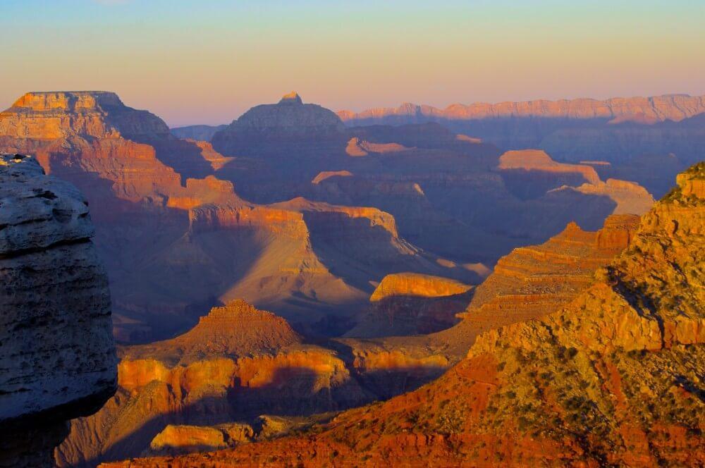 Grand Canyon Sunset by Brian Kabat