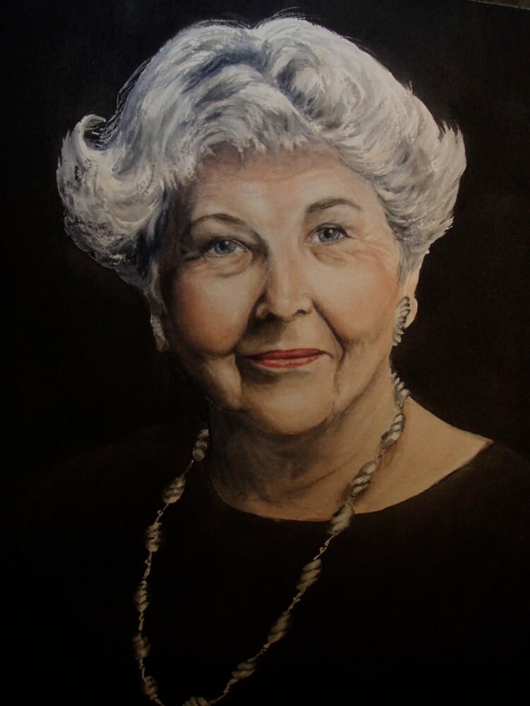 Immortal Matriarch by Marilyn Jamora