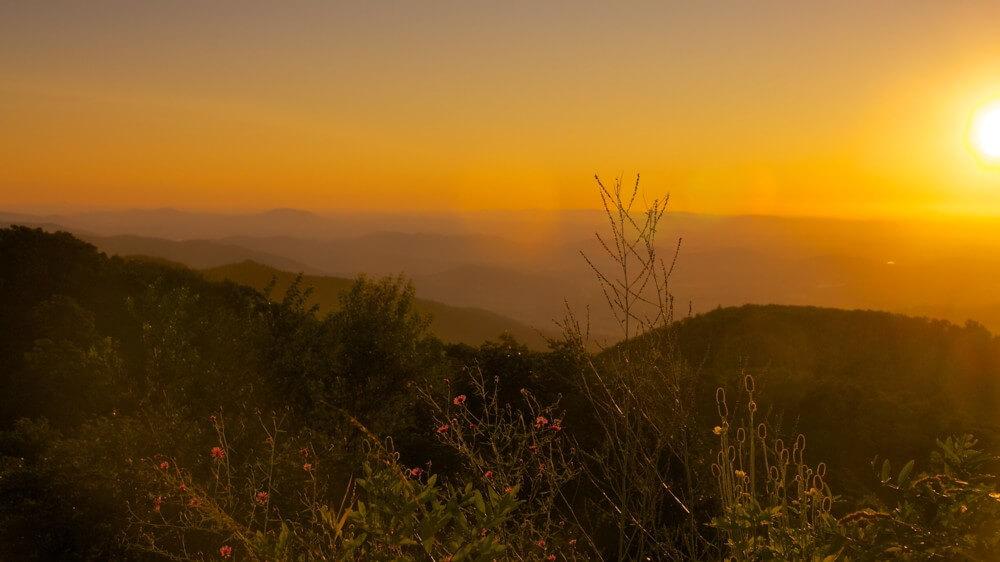 Shenandoah Sunrise by Brian Kabat