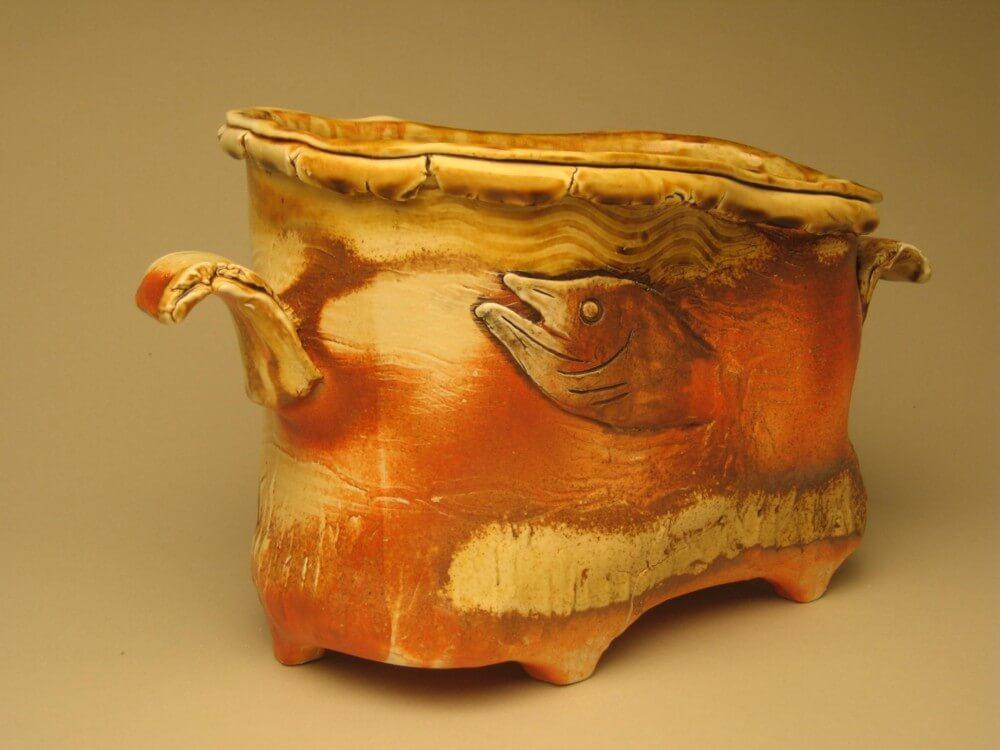 Fish Pot by Jeff Chiu