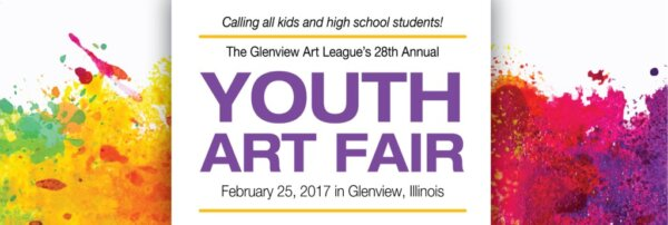 Youth Art Fair Banner