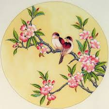 birds and flowers3