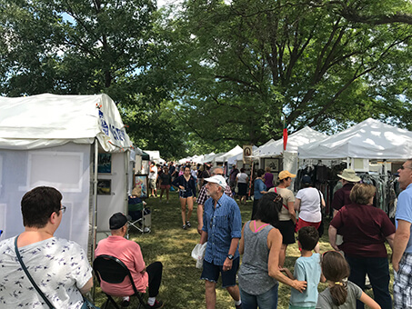 2018 Summer Art Fair