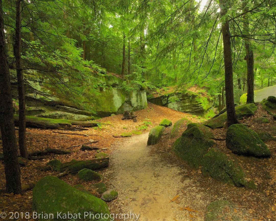 Brian Kabat photography canyon